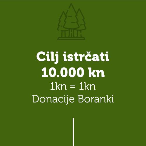 Green Run Boranka