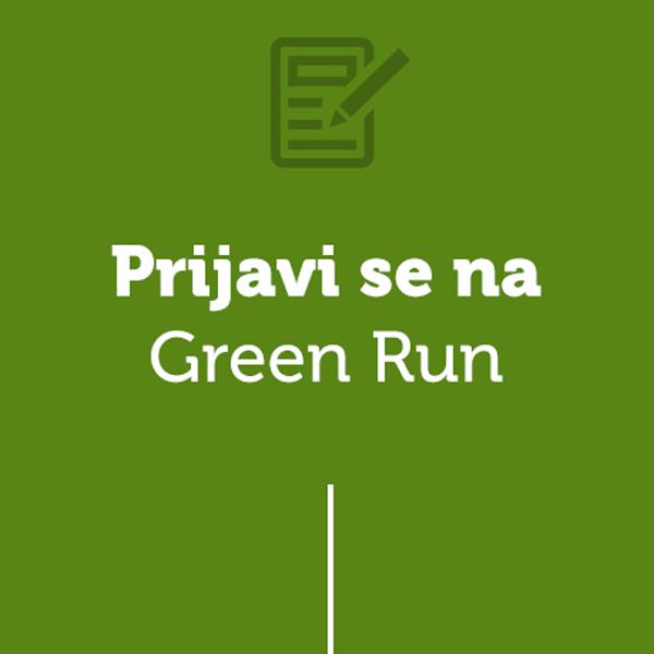 Green Run prijavi se