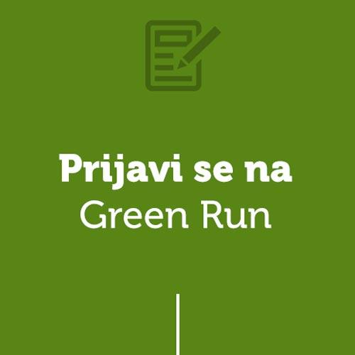 Green Run prijavi se na utrku